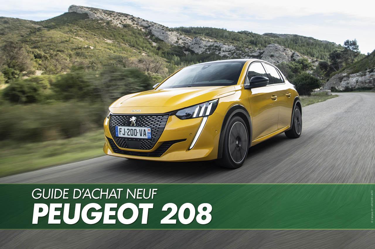 Peugeot 2020 : quels modèles ont été renouvelés ?